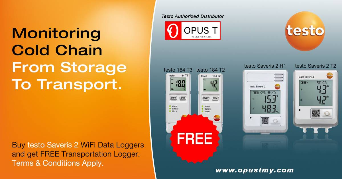 WiFi Data Logger Promotion