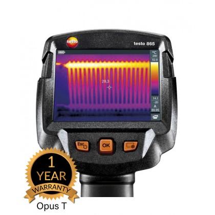 testo 865 - Thermal imager (160 x 120 pixels)