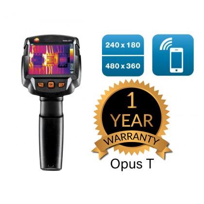 testo 871 - Thermal imager (240 x 180 pixels, App)