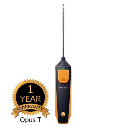 testo 905 i - thermometer with smartphone operation