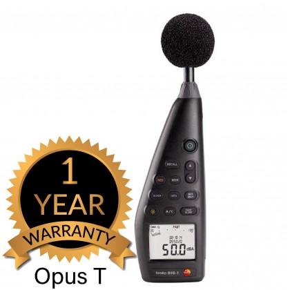 testo 816-1 - Sound level meter