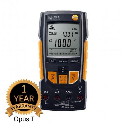 testo 760-3 - Digital multimeter