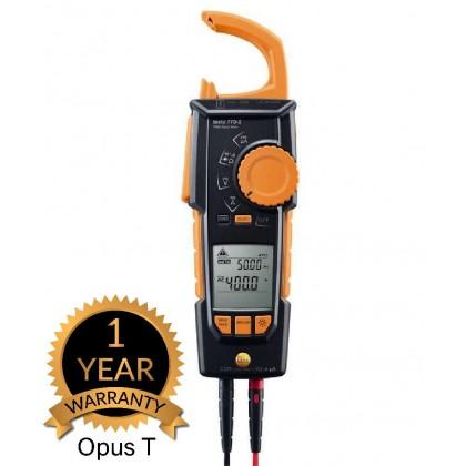 testo 770-2 - Clamp meter