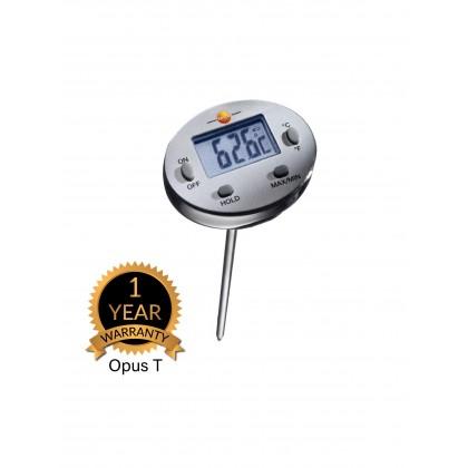 testo Waterproofed Mini-Thermometer