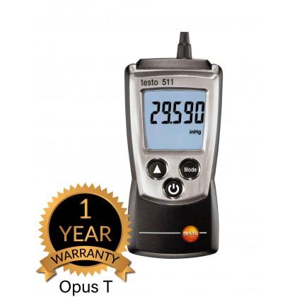 testo 511 - pocket-sized absolute pressure meter