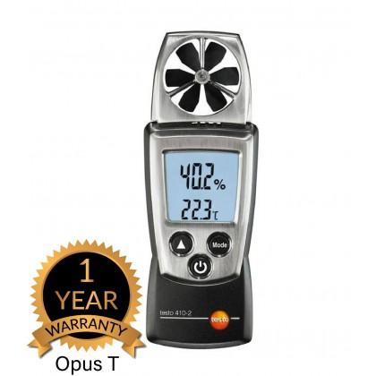 testo 410-2 - Vane anemometer