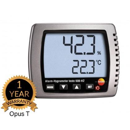 testo 608 H2 - Thermohygrometer