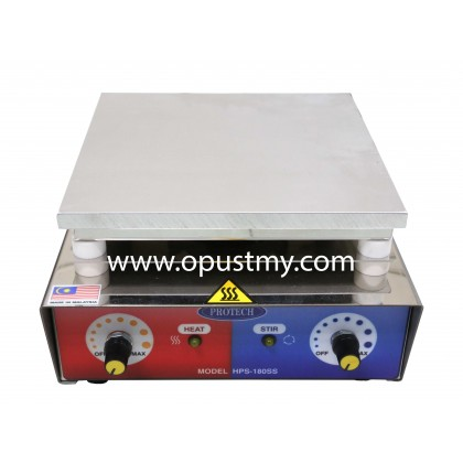 "7"" Stainless Steel Hot Plate Stirrer"