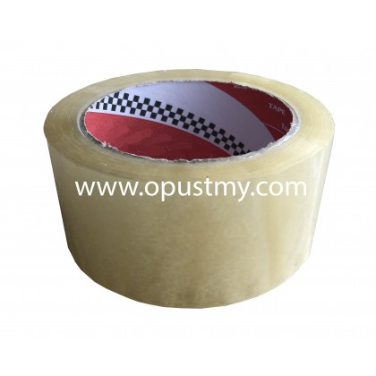 OpusT OPP Clear Tape 48mm x 82M (6pcs)