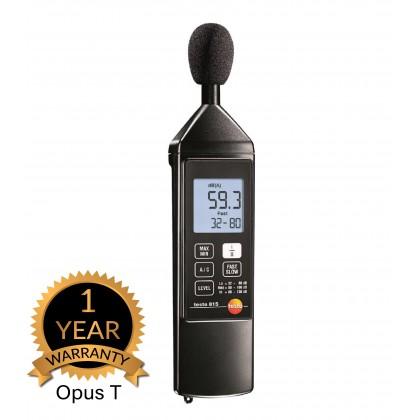 Testo 815 - Sound Level Meter