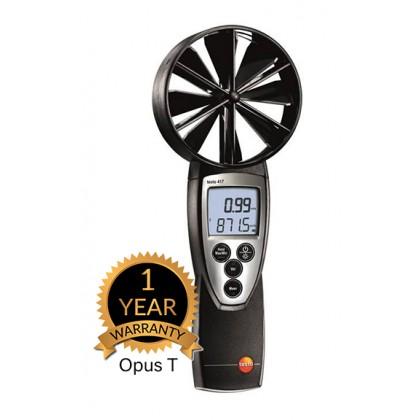 testo 417 - Air flow meter