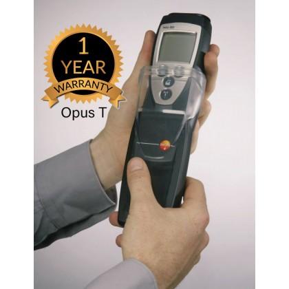 testo 925 - temperature measuring instrument