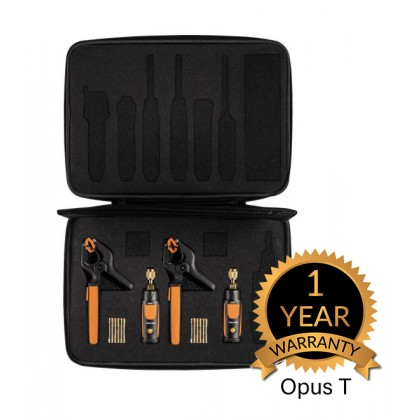 testo Smart Probes AC & refrigeration test kit - with smartphone operation NEW 2ND GENERATION