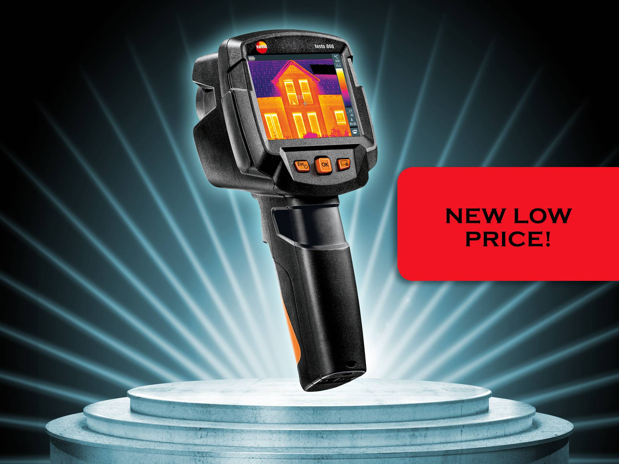 Thermal Imager Promotion
