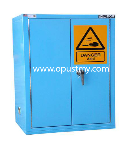 Acid & Corrosive Liquid Storage Cabinet